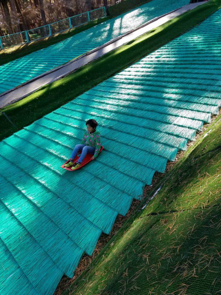 スバルランド 滑り台
